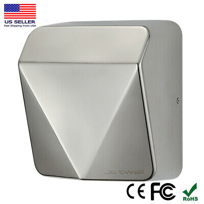 $119.99 • Buy JETWELL NEW Upgrade High Speed Commercial Stainless Steel Electric Hand Dryer