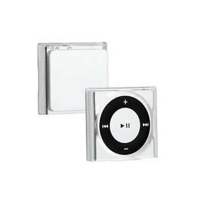 Ransparent Hard Protective Shell Case Cover For IPod Shuffle 4th 6th 7th Gen T • 3.90£