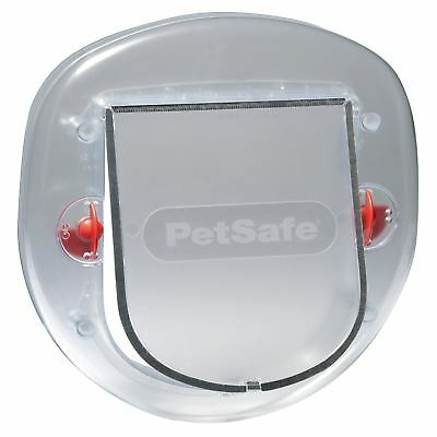 PetSafe Staywell Big Cat/Small Dog Pet Flap Frosted Sliding & Glass Doors/Window • 18.33£