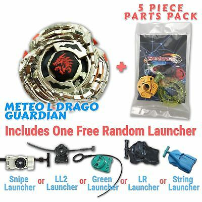 AU10.99 • Buy L-Drago Guardian BB-121C Beyblade W/ Free Launcher & Tips / Parts / Card Gift