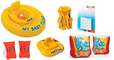 £3.99 • Buy MY Baby Float Ring Deluxe Baby Float Swim Seat Support Pool Inflatable 0 - 2 Yrs