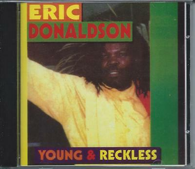 Eric Donaldson - Young & Reckless (CD 1998) NEW/SEALED • 8.98£