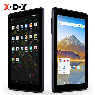 £54.99 • Buy 9  Inch HD Screen Google Android 9.0 Quad Core Dual Camera 16G WIFI Tablet PC UK