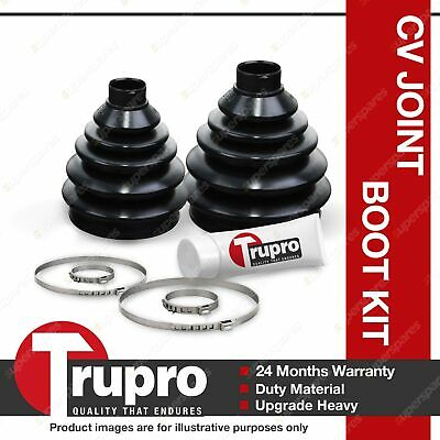 AU34.95 • Buy 2 X Front CV Boot Kit Outer LH / RH For NISSAN Terrano 4cyl 2.7L R203/97-4/00