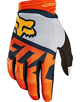 AU35 • Buy FOX DIRTPAW Motocross Gloves SAYAK  NEW Sm 2XL KTM ORANGE MX Dirt Bike
