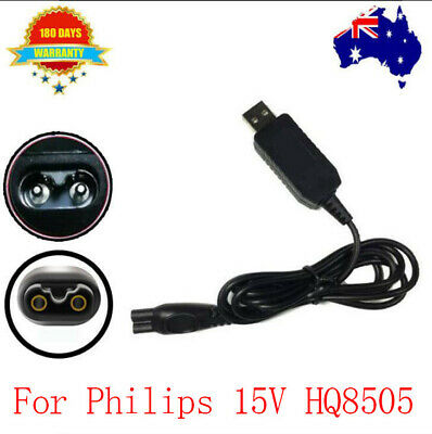 $ CDN8.40 • Buy USB Charger Power Car Cord Adapter For Philips 15V Electric Shaver HQ8505 QP6510