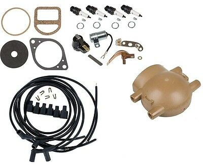 $ CDN57.16 • Buy Complete Ignition Tune Up Kit Ford 9N 2N & 8N Tractors Front Mount Distributor