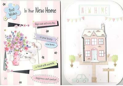 New Home Card Various Designs Available. • 2.09£
