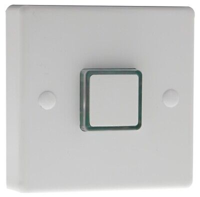 £17.45 • Buy Electronic Time Delay Switch Light Square Switch - 12 Seconds To 12 Minutes