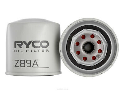 AU15.95 • Buy Ryco Oil Filter Z89A Fits Land Rover Discovery 2.5 D 4x4 (LG,LJ) Series 1 90k...