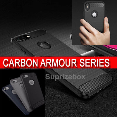 AU6.30 • Buy Luxury Ultra Slim Shockproof Bumper Case Cover For Apple IPhone 8 7 X 6S Plus 5