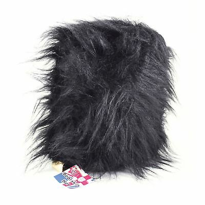 Kids British Busby Guard Queen Prince Black Bearskin Hat Royal Wedding Accessory • 6.28£