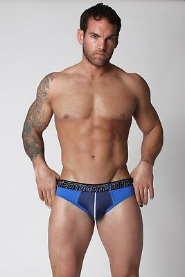 Timoteo Aero Tech Brief Blue • 20.79£