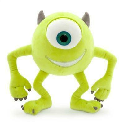 New Official Disney Monsters Inc 30cm Mike Soft Plush Toy • 22.99£