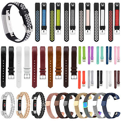 AU7.89 • Buy Replacement Band Watchband Bracelet Strap For Fitbit Alta & Alta HR Wristband