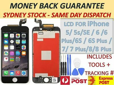 AU24.98 • Buy For IPhone 6 7 6s Plus 8 LCD Screen Touch Digitizer Full Assembly Replacement
