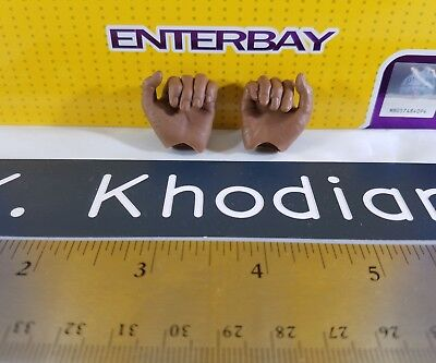 $8.09 • Buy ENTERBAY 1/6 Scale Lakers Basketball Kobe Bryant Action Figure's Closed Hands