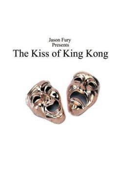The Kiss Of King Kong By Jason Fury (English) Paperback Book Free Shipping! • 4.27£