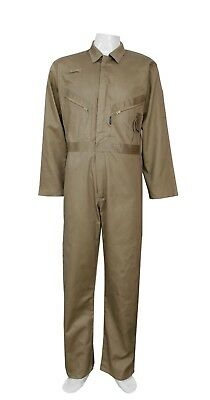 £16.99 • Buy  Highliving Mens Boilersuit Overall Coverall Workwear Mechanics Student Cotton