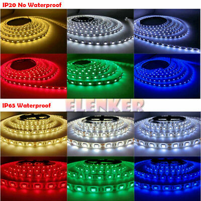 $12.70 • Buy 5050 LED Flexible 3M Tape Strip Light For Boat / Truck / Car/ Suv / ATV/UTV 12V