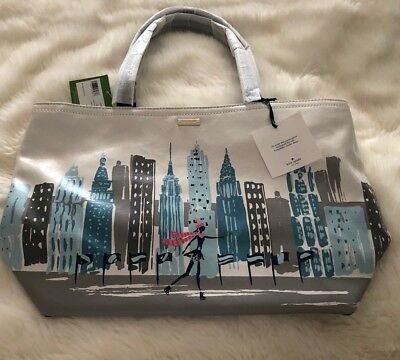 $ CDN485.81 • Buy Kate Spade Limited Edition Winter Wonderland Rockefeller Francis Tote Sold Out
