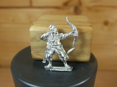 £25 • Buy Classic Metal Warhammer Kislev Kossar With Bow Unpainted (2709)