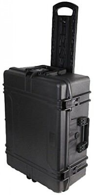£95.35 • Buy 22 Inch Wheeled Waterproof Case Instruments Photography Transport Box Luggage