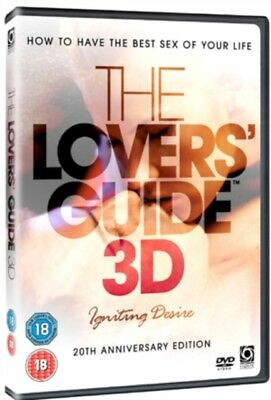 Lovers Guide 3D DVD *NEW & SEALED* • 3.84£
