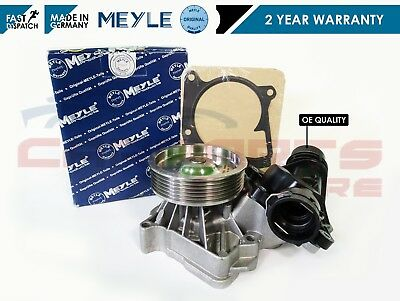 £94.95 • Buy For Bmw E46 320d 320 2.0 D Meyle Engine Coolant Water Pump + Thermostat Housing