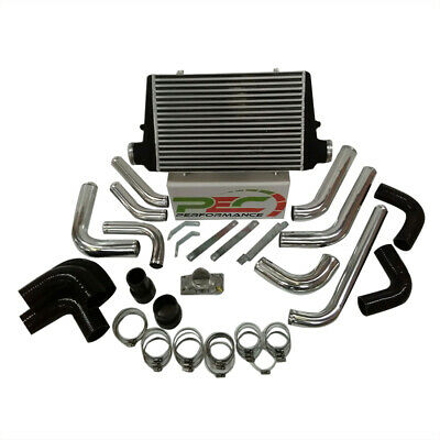 AU990 • Buy Front Mount V2 Intercooler Kit For Toyota Landcruiser 80 Series 4.2L 1HDT-H, 1HZ