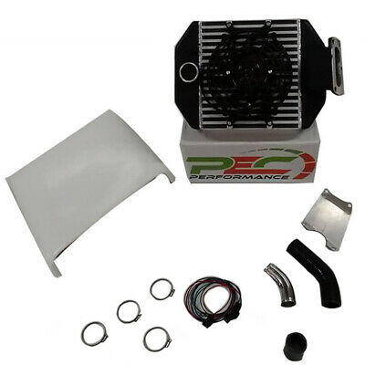 AU1015 • Buy *PEC PREMIUM* Top Mount V2 Intercooler Kit For Toyota Landcruiser 1HZ 75/79