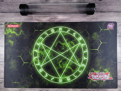 AU32.37 • Buy YuGiOh Magical Circle Duel Battlefield Custom Playmat TCG CCG Play Mat Free Tube