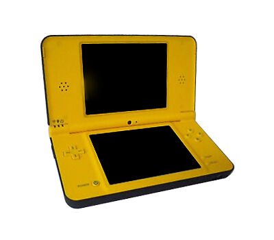 $59 • Buy **JAPAN** Nintendo DSi XL JAPAN Yellow Console With Charging Cable