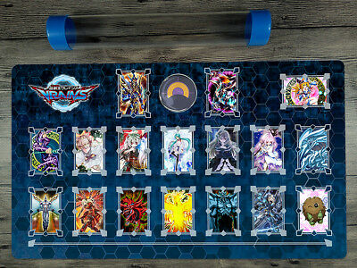 AU38 • Buy YuGiOh Popular Characters Rule 4 Card Link Zones Playmat TCG Mat Free Best Tube