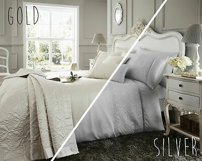 £36.99 • Buy Luxury Embellished French Style Duvet Sets With Pillowcases