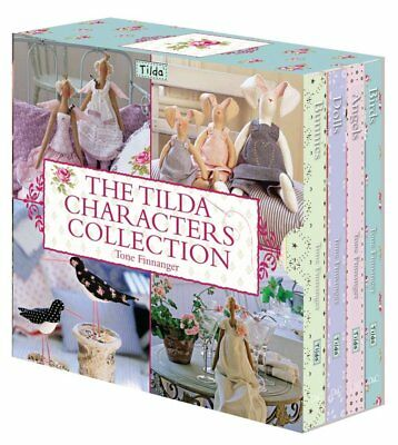 1x Book The Tilda Characters Collection Sewing Craft Tool Hobby Art UK • 19.99£