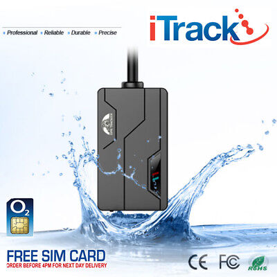 GPS TRACKER ITrack GPS 311 MICRO VEHICLE CAR VAN FLEET BIKE TRACKING DEVICE  • 60£