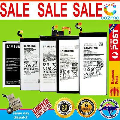 AU13.95 • Buy New OEM Battery Replacement For Genuine Original Samsung Galaxy S5 S6 S7 Edge S8