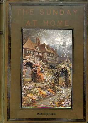 The Sunday At Home 1912-13., , Good Condition Book, ISBN • 29.60£