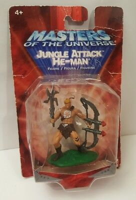 $12 • Buy Masters Of The Universe He-Man Figure New In Box Mattel 2.75  A9