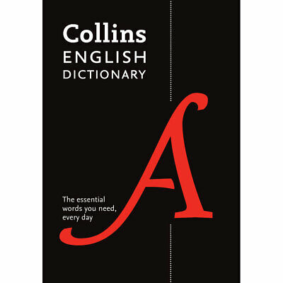 £4 • Buy Collins English Dictionary By Collins (Paperback), Books, Brand New