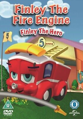 Finley The Fire Engine - Finley The Hero (DVD, 2012) • 2.54£