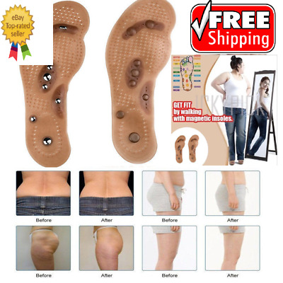 $ CDN16 • Buy MindInSole Acupressure Magnetic Massage Foot Therapy Reflexology Pain Relief