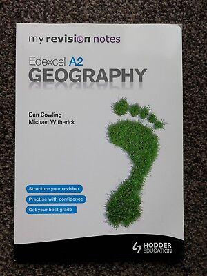 £1.70 • Buy Edexcel A2 Geography My Revision Notes