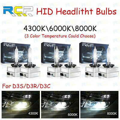 $18.79 • Buy 2x New D3S/D3R OEM HID Xenon Headlight Replacement For Philips Or OSRAM Bulbs