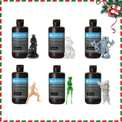 AU69.99 • Buy AU Stock ANYCUBIC 405nm UV Sensitive Resin Standard For DLP / Photon 3D Printer