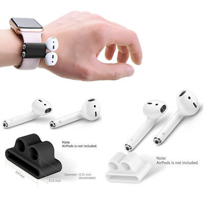 $ CDN2.65 • Buy  For Apple AirPods & Accessories Anti-lost Strap Silicone Case Cover Skin Holder