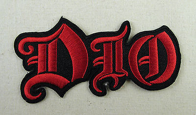 £1.99 • Buy DIO  Embroidered Iron On Sew On Embroidered Patch