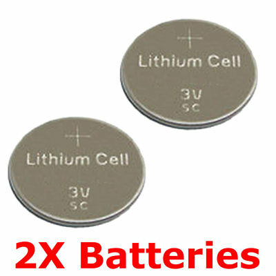 2 X Batteries For Salter Digital Electronic Weighing Scales CR2032 • 2.89£