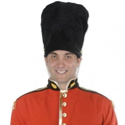 British Royal Guard Bearskin Hat Adult Fits Most • 4.98£